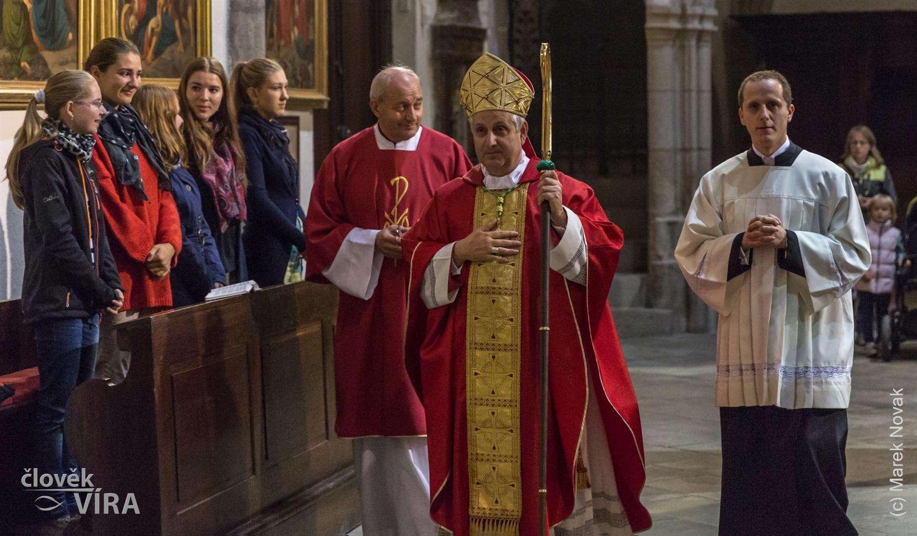Pastýřský list Mons. Vlastimila Kročila, biskupa českobudějovického
