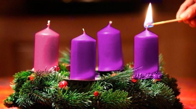 Zahájení nového církevního roku - Advent