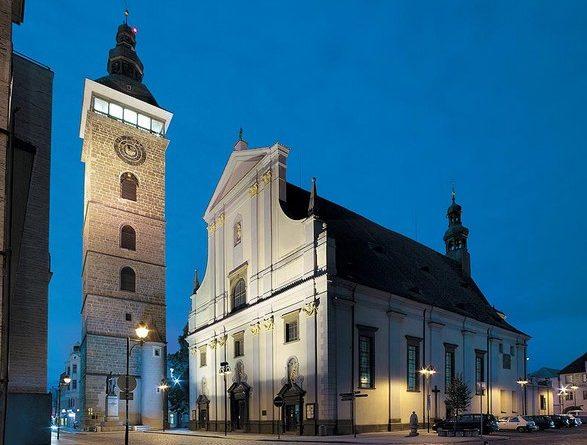 Slavnost výročí posvěcení katedrály sv. Mikuláše             v Českých Budějovicích