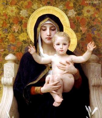 Slavnost Matky Boží, Panny Marie