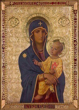 Památka Panny Marie, Matky jednoty křesťanů - týden modliteb za jednotu křesťanů