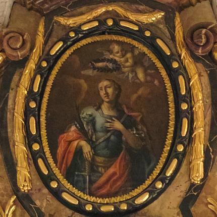 Slavnost sv. Auraciána v českobudějovické katedrále