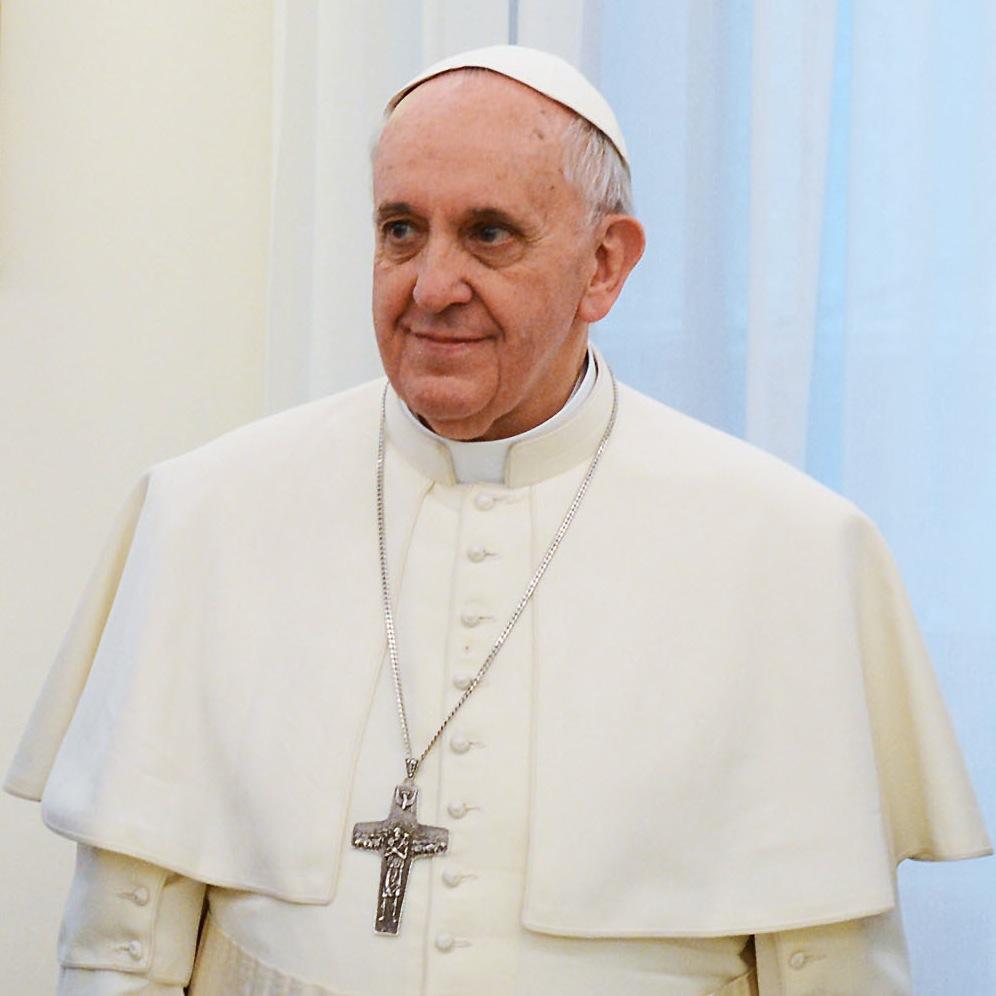"""Papež zahájil růžencový """"maraton"""" za ukončení pandemie"""